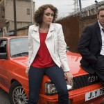 Alex Drake, Gene Hunt and the Quattro