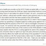 Judy Wilyman's research skills