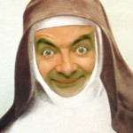 If Mr Bean were Mary MacKillop...
