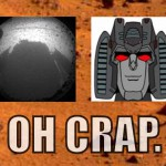 NASA's Curiosity Mars Rover has landed. And I'm worried.